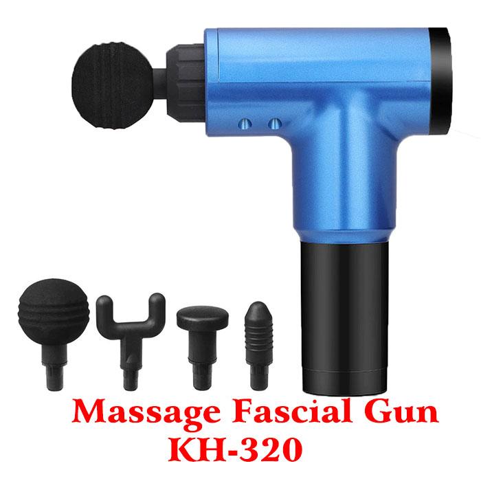 súng massage cầm tay Fascial Gun KH/ HG-320