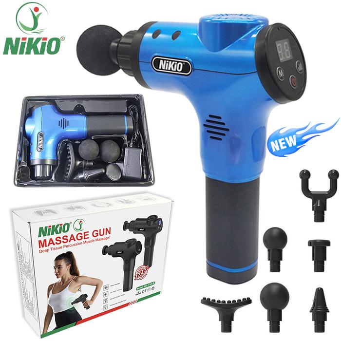 Súng massage cầm tay nhật bản Nikio NK-170B