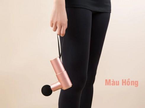 Súng massage cầm tay Booster MINI cầm tay điều trị căng cơ bắp