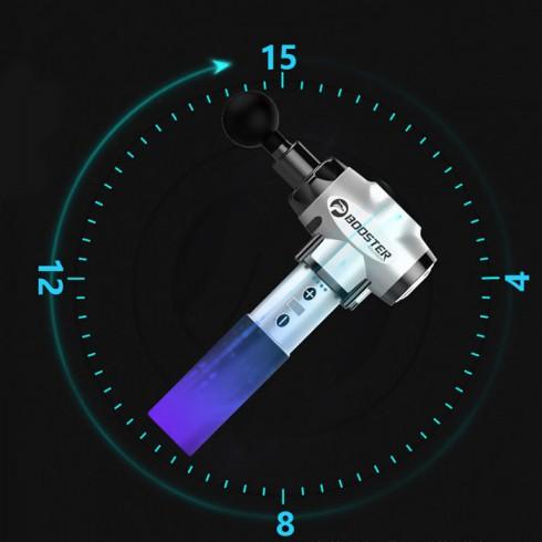 Súng massage gun giãn cơ Booster E hàng chính hãng - 135W