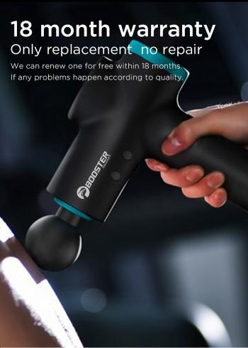 Súng massage cầm tay giảm căng cơ Công nghệ Ai Booster M2