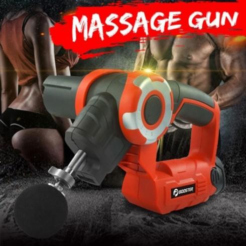 Súng massage gun điều trị căng cơ Mỹ Booster Lite - 54W