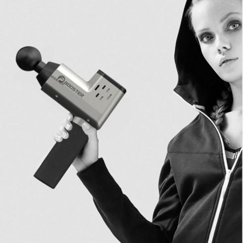 Súng massage gun cầm tay Booster T hàng chính hãng