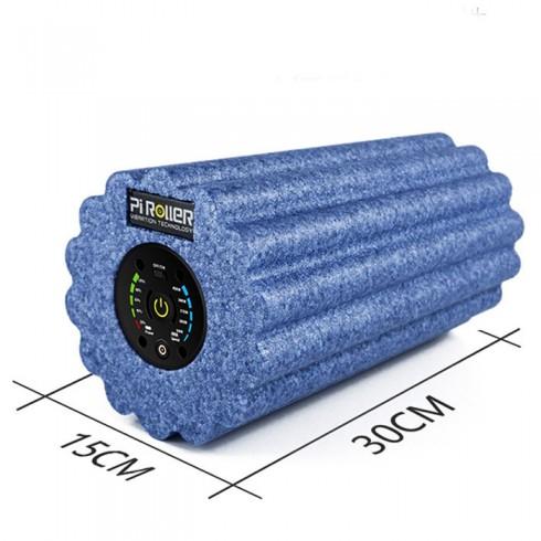 Con lăn (gối) điện massage rung điều trị đau nhức căng cơ Booster Pi Roller Pro