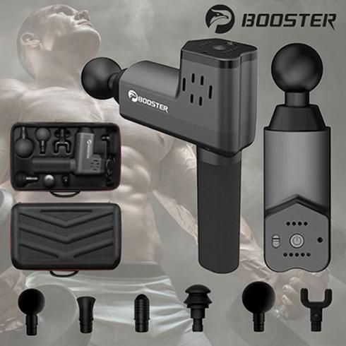 Súng massage gun trị đau nhức và căng cơ Booster T - 126W