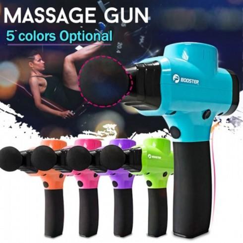 Súng massage gun giảm căng cơ Booster X2 - 100W pin rời