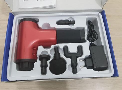 Súng massage gun điều trị đau mỏi cơ Fascial Gun KH/ HG-320