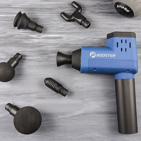 Súng massage gun Booster T 126W có mạnh mẽ như bạn nghĩ?