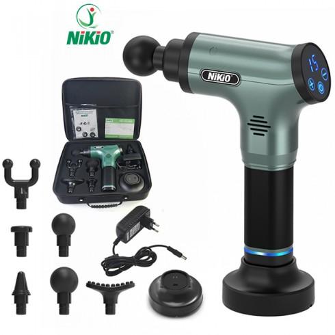 Review súng massage cầm tay Nikio NK-172 model 2020