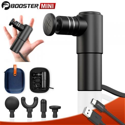 Test độ mạnh súng massage cầm tay Booster mini